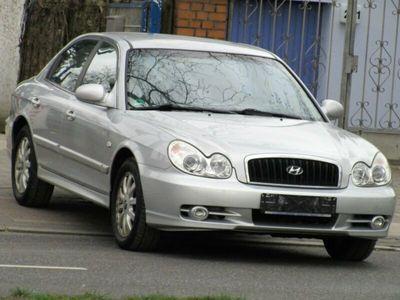 used Hyundai Sonata 2.0 GLS Automatik, Leder, Klima, Tüv Neu