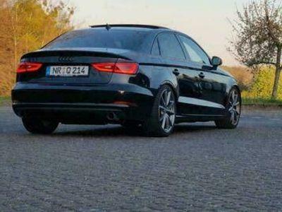 gebraucht Audi A3 8V Limousine 2.0 Tdi