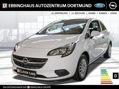 gebraucht Opel Corsa E Selection KLIMA ZV EFH IntelliLink PDC