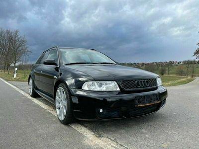 gebraucht Audi RS4 Avant 2.7 quattro Biturbo *Navi*SSD*Recaro als Kombi in Grimma
