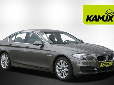 gebraucht BMW 520 d Steptronic +Bi-Xenon +Navi +Leder Dakota +SHZ +EURO 6
