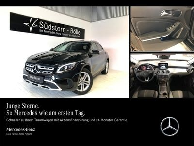 gebraucht Mercedes GLA220 d 4M Urban,Navi,PDC,LED,Kamera,Autom.