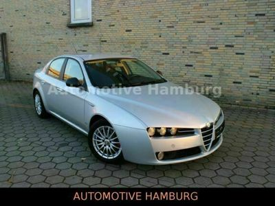 gebraucht Alfa Romeo 159 Alfa1.9 JTS 16V Progression*Klimaautomatik*