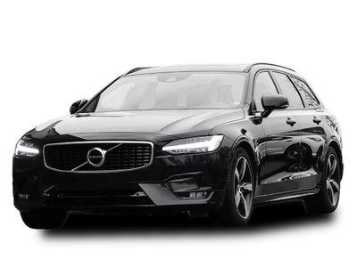 gebraucht Volvo V90 CC Kombi R Design D4 EU6d-T LED Navi StandHZG Keyless Dyn. Kurvenlicht e-Sitze A Fernlichtass.