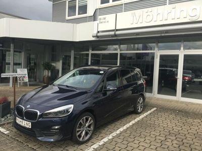 gebraucht BMW 218 Baureihe 2 Gran Tourer d xDrive Sport Line A