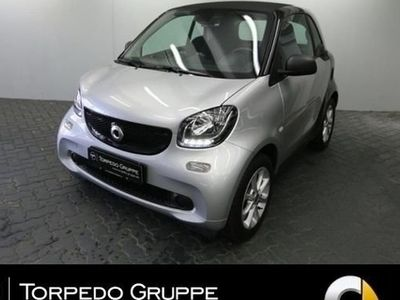 used Smart ForTwo Coupé 52 kW twinamic Cool u. Audio