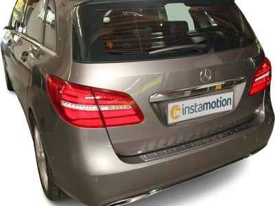 gebraucht Mercedes B220 B 220CGI 4Matic Edition B LED Navi AHK Sitzheizung