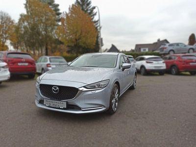 gebraucht Mazda 6 2.5 G-194 Sports-Line Automatik *360°*Matrix-LED*Bose*
