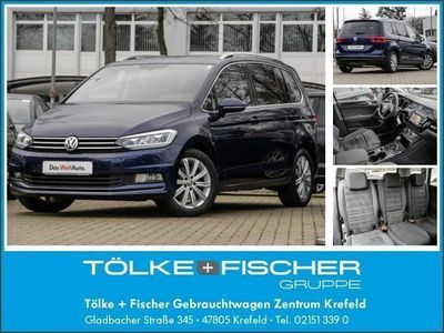gebraucht VW Touran 2.0 TDI BMT Highline DSG Navi