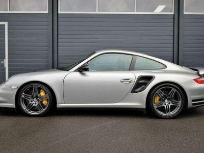 gebraucht Porsche 911 Turbo 997Keramik SD Navi Leder Chrono TOP
