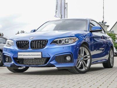gebraucht BMW 220 2er d Coupe M Sport