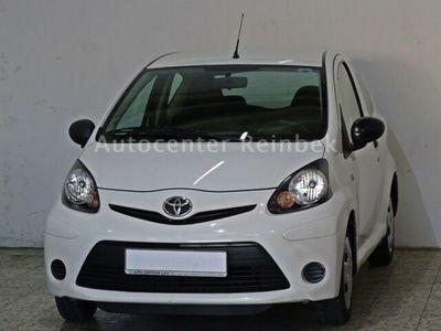 gebraucht Toyota Aygo 1.0 TÜV11/19*ALLWETTER*SERVO*ABS*AIRBAG*
