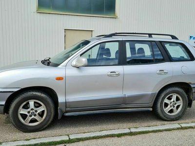 gebraucht Hyundai Santa Fe 2.4 GLS AHK 4x4