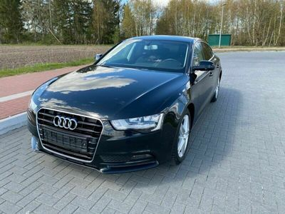 gebraucht Audi A5 Sportback 2.0 TDI Scheckheft