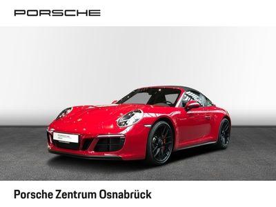 gebraucht Porsche 911 Targa 4 991 GTS 20'' Parkassis. DAB Tempolimit
