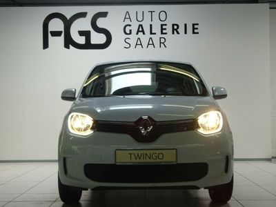 gebraucht Renault Twingo Limited Deluxe SCe 75 S&S NEUES Modell