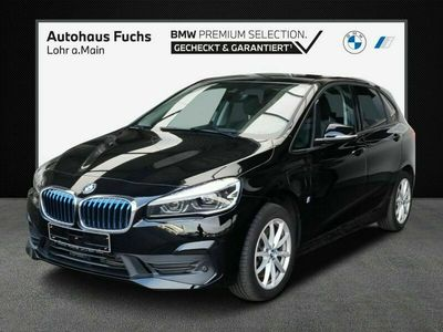gebraucht BMW 225 Active Tourer xe Advantage Navi SHZ PDC vorn/hinten