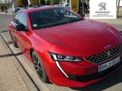 gebraucht Peugeot 508 GT-LINE,8G AUTOM,NAVI,NIGHTVIS,E6-DTEMP