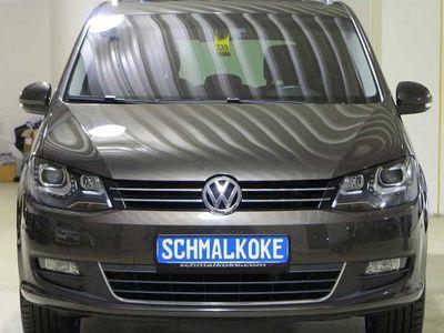 gebraucht VW Sharan TDI2.0 BMT Cup Xenon AHK Navi eSAD Standh