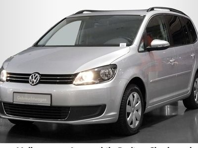 gebraucht VW Touran Comfortline BlueMotion Technology 1.2 l TSI 77 kW 105 PS 6-Gang