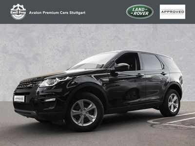 gebraucht Land Rover Discovery Sport SD4 SE