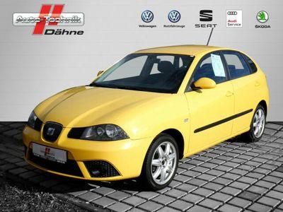 used Seat Ibiza ST 1.4 16V Be of Tempomat ABS SERVO KLIMA
