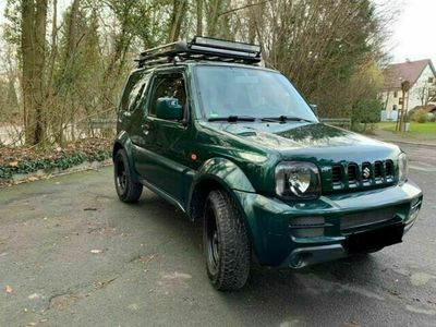 gebraucht Suzuki Jimny Ranger FJ, Insp, Reifen,Bremsen,TÜV neu als SUV/Geländewagen/Pickup in unna