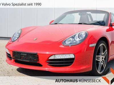 gebraucht Porsche Boxster Tüv bis 02.2021/ Inspektion neu