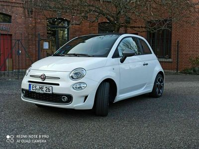 gebraucht Fiat 500C 0.9 8V TwinAir Turbo Start&Stopp S