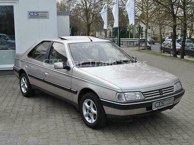 gebraucht Peugeot 405 SRI Automatik 1.Hand 40000 km