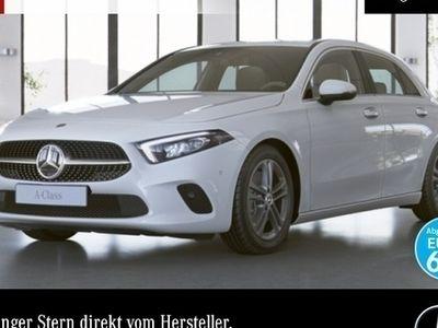 gebraucht Mercedes A250 Progressive Navi Premium LED AHK Klimaautom
