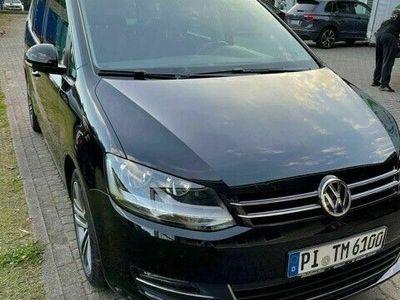 gebraucht VW Sharan 2.0 TDI DSG Comfortline