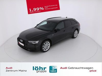 gebraucht Audi A6 Avant 45 TDI quattro S line *NaviPlus*Alcantara*K