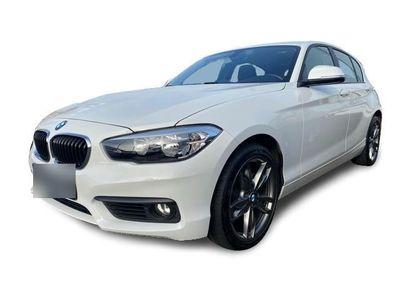 gebraucht BMW 120 i Advantage Sitzheizung Klimaautomatik Bluetooth