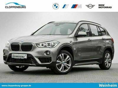 gebraucht BMW X1 xDrive20i Sport Line LED Komfortzg. Tempomat