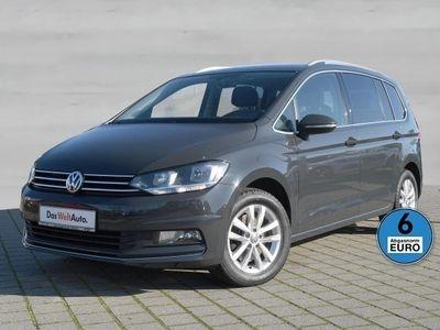 gebraucht VW Touran 1.6 TDI DSG