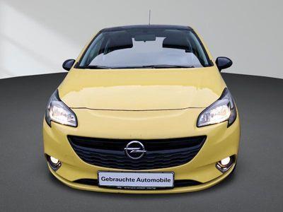 gebraucht Opel Corsa 1.4 Color Edition Bluetooth PDC Klima