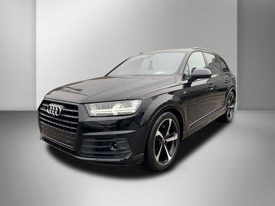 gebraucht Audi Q7 S line 50 TDI quattro tiptronic 7-Sitze AHK ACC
