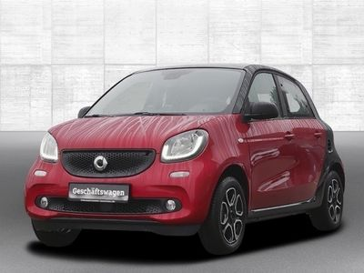 gebraucht Smart ForFour 66kW passion DCT SHZ Pano LED Komfort