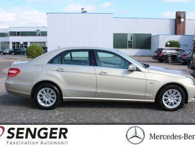 gebraucht Mercedes E250 Elegance,Navi,SHz,PTS,Automatik, Autom./Klima