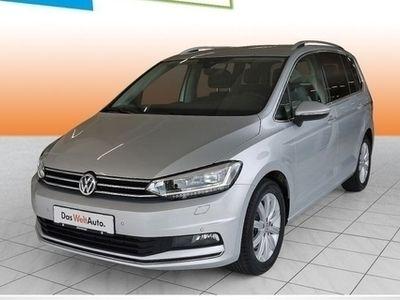 gebraucht VW Touran 2.0 TDI Highline / DSG / LED / 7-Sitzer