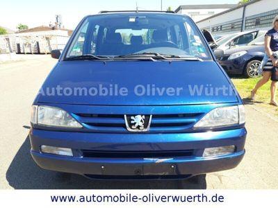 gebraucht Peugeot 806 Premium