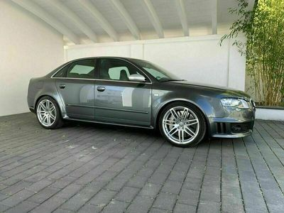 gebraucht Audi RS4 B7 V8 4,2L Limousine Keramik/Schalensitze/Navi 106Tkm