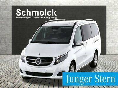gebraucht Mercedes V250 d EDITION Lang+6-Sitzer+Comand+Distronic+