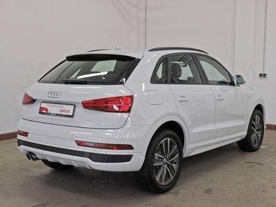 gebraucht Audi Q3 Sport 2.0 TDI S line Exterieur, LED KLIMA NAVI ALU