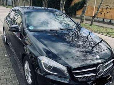 gebraucht Mercedes A200 CDI (BlueEFFICIENCY) 7G-DCT AMG Sport