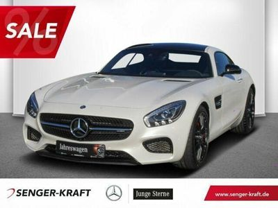 second-hand Mercedes AMG GT S COMAND Kamera LED Panorama Spur-Paket