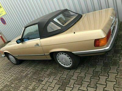 gebraucht Mercedes 560 Daimler Benz SLCabriolet H Kennzeichen