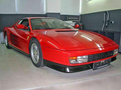 gebraucht Ferrari Testarossa / TOP ZUSTAND / GROSSER SERVICE NEU