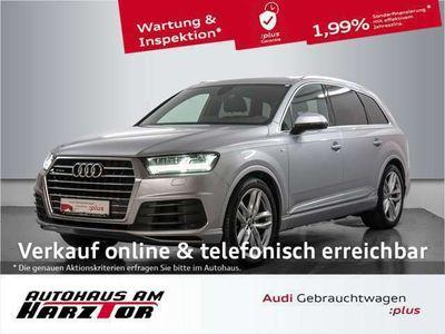 gebraucht Audi Q7 Q7 Series50 TDI quattro. 2 x S line. Standh